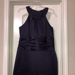 Size 14 Lapis bridesmaid dress